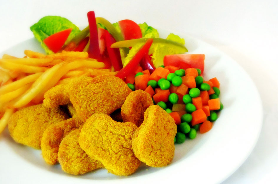 Al Huda Chicken Nuggets